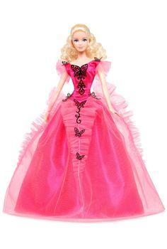 Butterfly Glamour Barbie Doll¡Hola a todos! Aquí tenéis la que con muchas posibilidades será la última muñeca de 2013en salir a…View P...