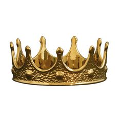 My Crown Gold by Seletti
