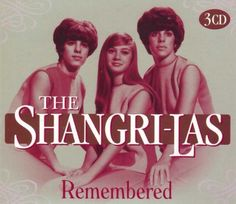 The Shangri-Las 3 CD bundle is the perfect gift for Mother's Day if your mother enjoyed tunes of the sixties and more particularly those myrmidons of melodrama. #theshangrilas #r&b #mothersdaygifts