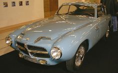 Pegaso Berlinetta Biposto by Touring, 1953 50s Cars, Retro Cars, Vintage Cars, Hispano Suiza, Automobile Industry, Spain And Portugal, Automotive Design, Sport Cars, Touring