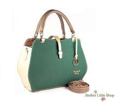 Leather Tote Shoulder Bag Leather Handbag by StellasLittleShop