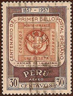 PERÚ. Para los filatélicos