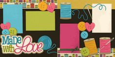 Made With Love Page Kit