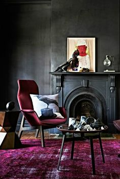 Abigail Ahern, an incredible interior design blog inspired us, so we made a selection of the 6 best interior design ideas that you will love for sure!