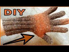 Maschenzunahme für Daumen bei Handschuhen und Armstulpen • DIY * Julebuergerfee - YouTube Knitted Gloves, Fingerless Gloves, Arm Warmers, Mittens, Diy And Crafts, Knitting, Blog, Youtube, Kindergarten