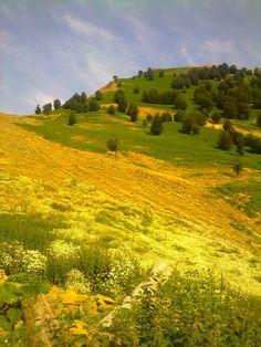 hill - Masouleh, Gilan , Iran