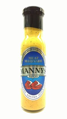 Meat Marinade by Mannys Sauces on Gourmly Meat Marinade, Unique Recipes, Fish And Seafood, Kitchenware, Stew, Sauces, Dips, One Pot, Gravy