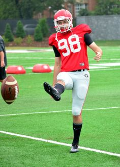 0b42fcaf4 Rodrigo Blankenship is expected to compete for the starting placekicking  job. 2016. He graduated