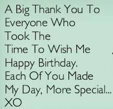 Image result for thank you everybody for birthday wishes #TeenGirlbedroomDecoratingIdeas Birthday Thanks Message, Thank You Quotes For Birthday, Birthday Wishes Best Friend, Thank You For Birthday Wishes, Best Birthday Quotes, Friend Birthday Quotes, Happy Birthday Wishes Quotes, Birthday Messages, Happy Birthday For Me
