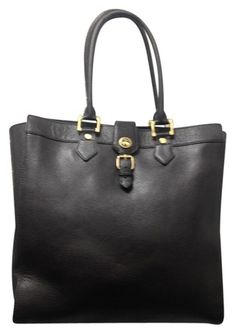 Brooks Brothers Dark Brown Leather Accents Tote. Get one of the hottest styles of the season! The Brooks Brothers Dark Brown Leather Accents Tote is a top 10 member favorite on Tradesy. Save on yours before they're sold out!