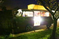 Camper Van Life, Vw Camper, Vw Bus, Ireland, Camping, Irish