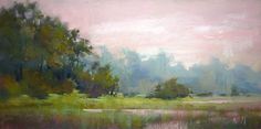 Painting My World: Tips for Painting More Expressive Foliage