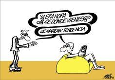 Viñeta: Forges - 3 SEP 2012 | Opinión | EL PAÍS