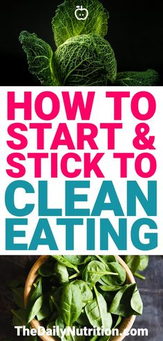 If you want to be successful with clean eating you need a plan. Here is how you can prepare to have success with clean eating.