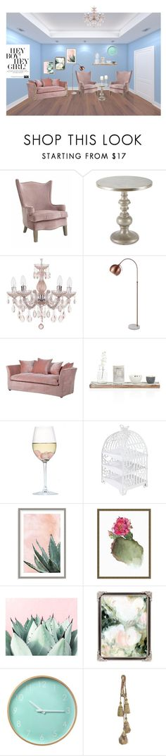 """Без названия #1352"" by marina-smile-nazarenko ❤ liked on Polyvore featuring Hooker Furniture, RabLabs, Talking Tables, Art Addiction and Pottery Barn"