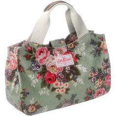 Cath Kidston Candy Flowers open tote bag ❤️