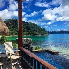Maia Resort, Seychelles ⠀ Photography via @myfavhotels