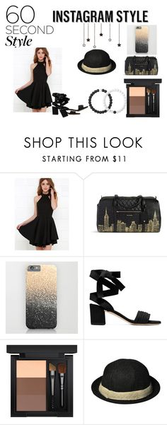 """""""60 Second Instagram Style"""" by braceface04 ❤ liked on Polyvore featuring Vera Bradley, MAC Cosmetics, Lokai, 60secondstyle and PVShareYourStyle"""