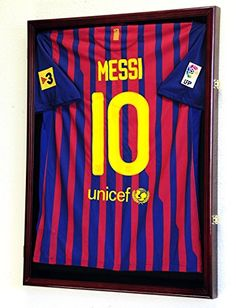Diy framing sports memorabilia learn how easy it is to custom basketball football baseball hockey jersey display case 98 uv ultra clear glass http solutioingenieria Choice Image