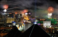 Top 6 New Years Eve 2015 Parties in Vegas