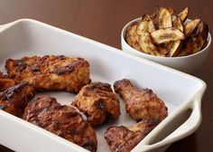 This American Heart Association, Simple Cooking with Heart program, finger-licking-good, American recipe is not only tastes as good as the original but is heart healthy, too.