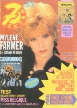 7 Extra (Belgique) - 17 avril 1991