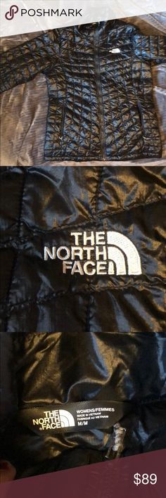 Women's thermal jacket Black size medium The North Face Other