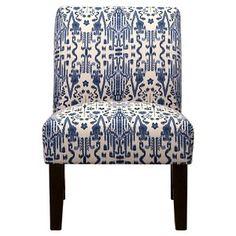 eef0bb09b4045c Mystic Slipper Chair - Threshold™ Teal Chair