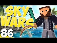 "Minecraft Sky Wars: Game 86! ""NO KNOCKBACK!?"" - http://dancedancenow.com/minecraft-backup/minecraft-sky-wars-game-86-no-knockback/"