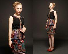 model baju batik terbaru wanita