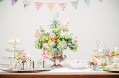 Backyard Tea Party - Sugar and Charm - sweet recipes - entertaining tips - lifestyle inspiration