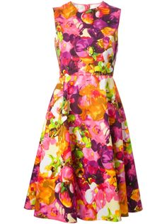 Dress VALENTINO  #inthegarden #flowers #trend #woman à#apparel #accessories #style #fashion #spring #summer #collection #valentino