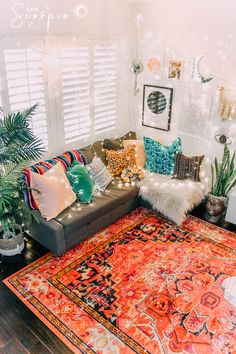 Powerful edited meditation room décor browse around this web-site Living Room Designs, Living Room Decor, Bedroom Decor, Bedroom Bed, Cute Dorm Rooms, Cool Rooms, My New Room, My Room, Deco Tumblr