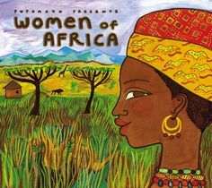 A celebration of soulful and inspirational music by female artists from across Africa ---$19