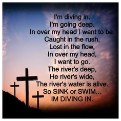 Trading my sorrows god at work pinterest sunday school crafts dive in by steven curtis chapman my favorite ps its the rivers wide stopboris Images