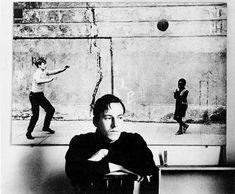 John Deakin, Portrait of Roger Mayne, 1957 Vintage Photography, Portrait Photography, White Photography, Roger Mayne, Helen Levitt, Eugene Smith, Weegee, Eugene Atget, Teddy Girl