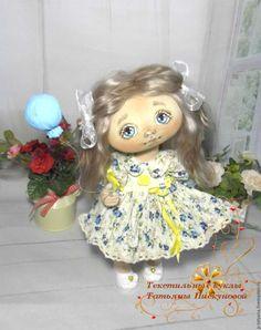 Купить Леля. Текстильная кукла. Авторская кукла. Интерьерная кукла - текстильная кукла, авторская кукла