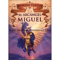 Cartas Oraculo del Arcangel Miguel de Doreen Virtue. Una ayuda para cada dia
