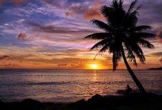 Sunset (Saipan)