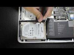 Macbook Pro SSD Upgrade (2011/2012/2013)