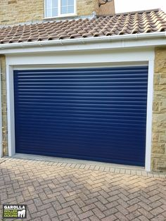 Our insulated roller garage doors prices include more than your new roller shutter. Our Roller Garage Doors for sale come with a fantastic garage door installation cost. See more by click the link below! Garage Doors For Sale, Single Garage Door, Garage Door Paint, Garage Doors Prices, Garage Door Decor, Garage Door Makeover, Garage Door Design, Garage Walls, Roller Doors