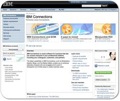 I love IBM Connections!