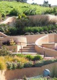 Santa Cruz Retaining Wall Contractors | Monterey Concrete Retaining Wall  Builders Concrete Retaining Walls, Outdoor