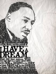 """I have a dream..."" Celebrate the life and legacy of Martin Luther King Jr. with us today. How are you honoring Dr. King? #MLK #MartinLutherKing #MLKDay #MartinLutherKingJr"