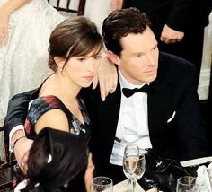 Ben and Sophie at The Golden Globes 11th January 2015<<--They are so beautiful together...<3
