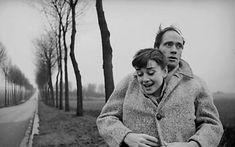 Photo of Audrey Hepburn with her husband Mel Ferrer. for fans of Audrey Hepburn 22869026