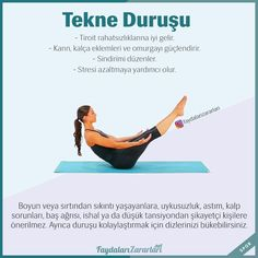 & Good for thyroid disorders. & Strengthens the abdomen, hip joints and spine. Pilates Plus, Yoga Fitness, Health Fitness, Yoga Routine, 30 Day Challenge, Total Body, Thyroid, Yoga Meditation, Excercise