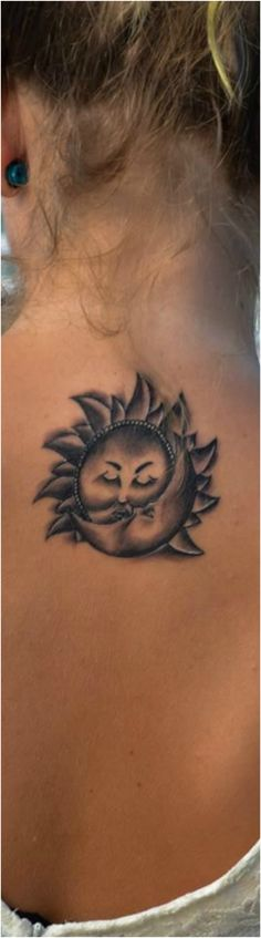 Sun Tattoos Ideas For Men And Women (65)