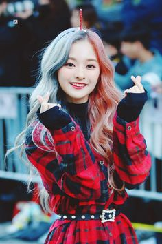"""・ ・ lee nakyung › © Ctrl A ➫ Kpop Girl Groups, Korean Girl Groups, Kpop Girls, My Girl, Cool Girl, Japonese Girl, Lily Chee, Ulzzang Girl, K Idols"