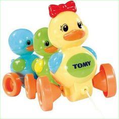 Tomy Quack  Along Ducks Toys Online www.greenanttoys.com.au
